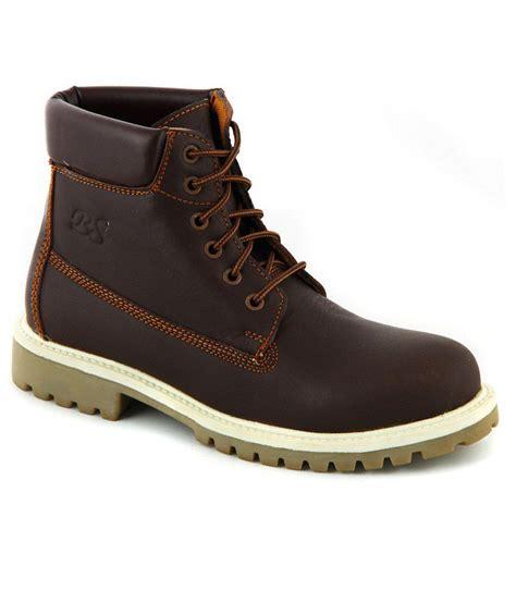 fog boots fog mens brown boot price in india buy fog mens