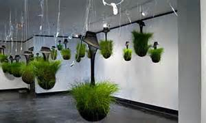 Hanging Artwork Hanging Garden Design For Indoor And Small Space