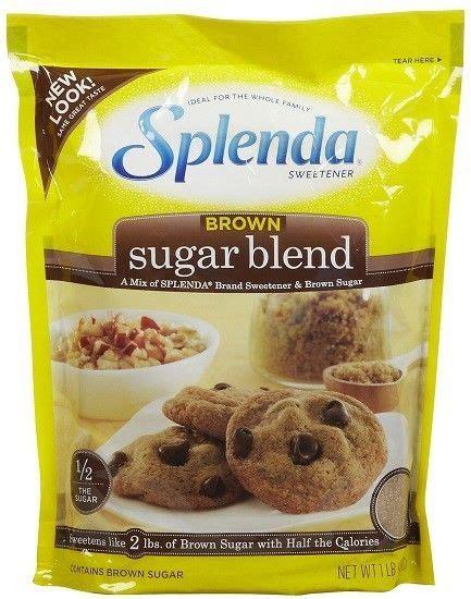 2 Die 4 Fresh Brown Sugar by Splenda Brown Sugar Blend 16 Oz Bag Ebay
