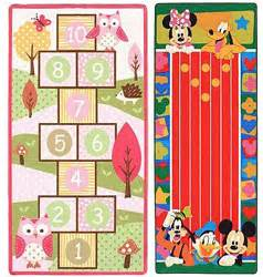 Princess Hopscotch Rug by Kohl S Rugs 7 99 Shipped Coupons 4 Utah
