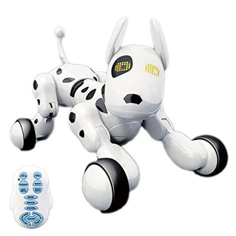remote puppy hi tech hi tech wireless remote robot interactive puppy for children