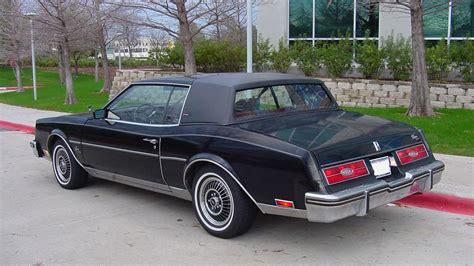 1986 buick riviera t type 1979 1985 buick rivera less performance plus more luxury