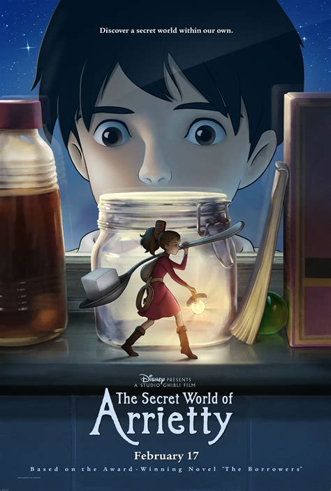 studio ghibli film arrietty october 2011 archives wired