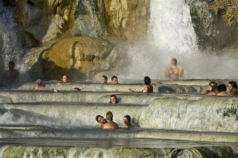 bagni termali italia benessere e bagni senza pagare un giro per le terme gratis