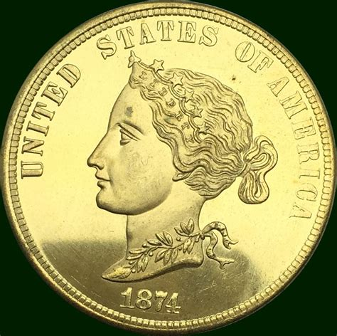 aliexpress under 1 dollar united states of america gold coin 1874 bickford eagle 10