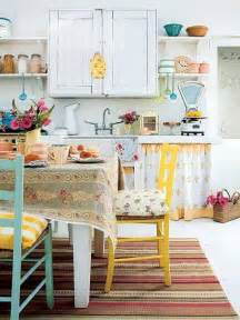 Shabby Chic Kitchen Design Ideas Shabby Chic Kitchen Decorating Ideas Inspiring Spaces