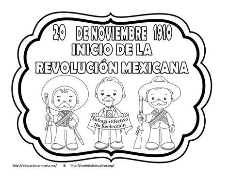 imagenes sobre la revolucion mexicana para niños revoluci 243 n mexicana dibujos