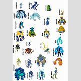 Ben 10 Omniverse Ben 23 Aliens | 750 x 1108 png 417kB