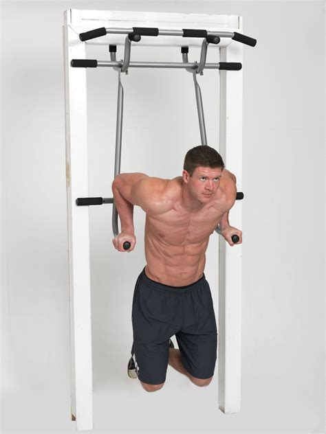 top chin up pull up push up bars fit zone