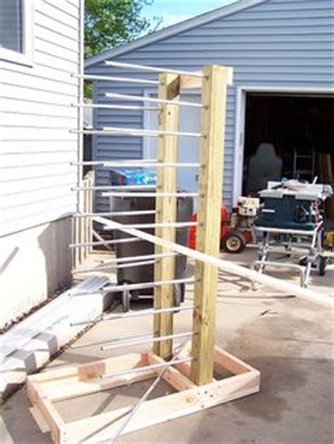 cabinet door drying rack diy a quick and simple drying rack for painting a lot of