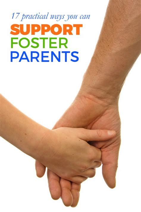 Can You Be A Foster Parent With A Criminal Record In California 17 Practical Ways You Can Support Foster Parents Frugal Living Nw