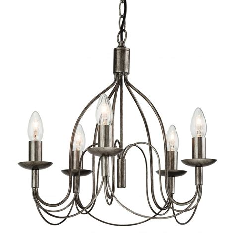 Ceiling Light Pendant Fitting Firstlight 2317as Regency 5 Light Fitting Ideas4lighting Sku81i4l