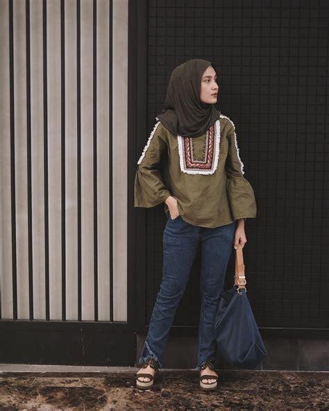 Tas Cewek Tas Kuliah Tas Keren Ootd Bags Ransel Wanita Af 58 10 ootd kekinian untuk kuliah kasual kece