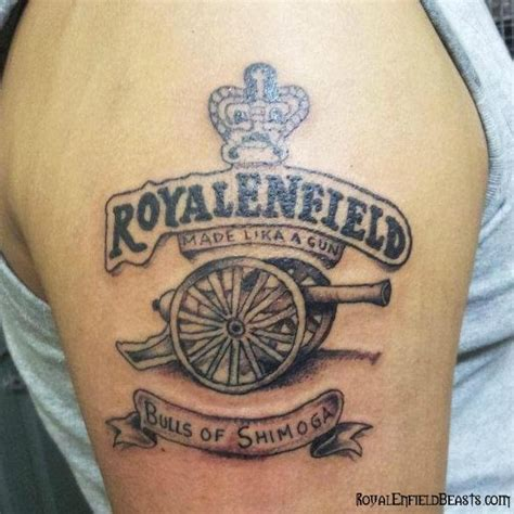 Tattoo Prices Enfield | we think this is an amazing tattoo royal enfield