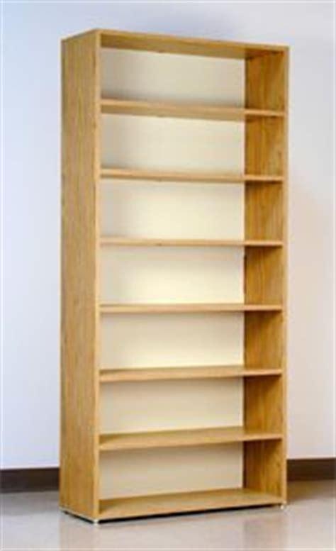 """7 Tier, 36"""" Wide, Laminate Wood Open Shelf File Cabinet"""