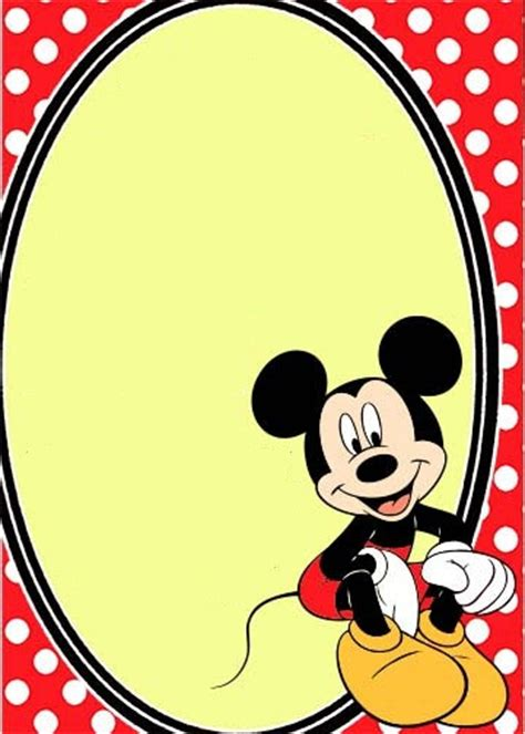 mickey mouse card template free printable mickey mouse birthday cards luxury