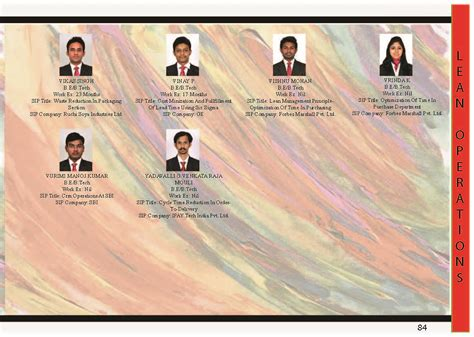 Bhavans Vivekananda College Mba Placements by Placement Brochure