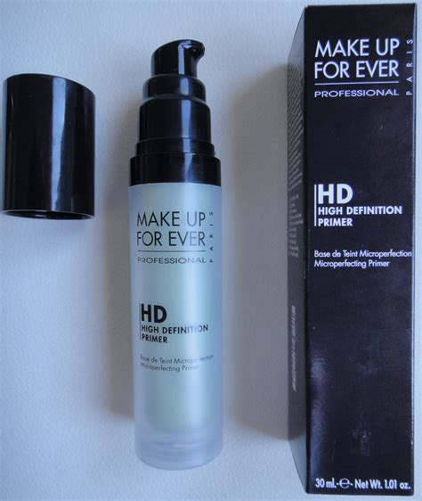 Makeup Forever Hd Primer coisa de beleza rewiew make up forever hd high