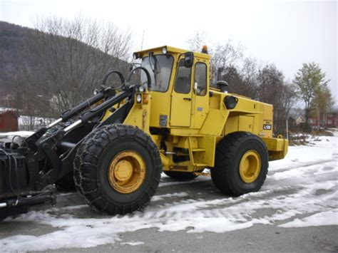 volvo l120 wheel loader from for sale at truck1 id