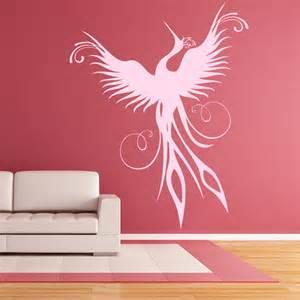 Wall Stickers Family Tree phoenix bird wall decal wall art stickers