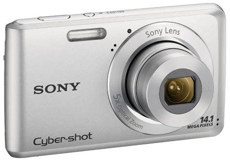 Kamera Sony Cybershot Dsc W510 sony cyber dsc w510 12 1 megapixel clickbd