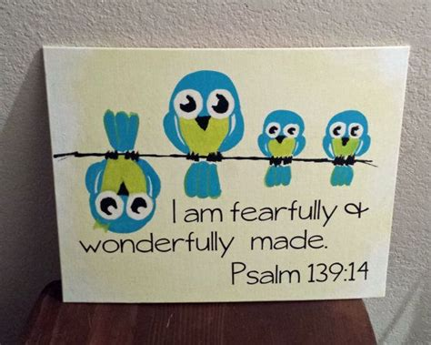 i am fearfully and wonderfully made tattoo owls family quote i am fearfully and wonderfully made