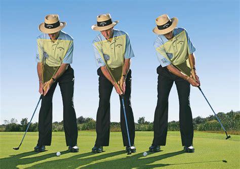putting swing path midterm season mechanics of the short game dan bubany golf