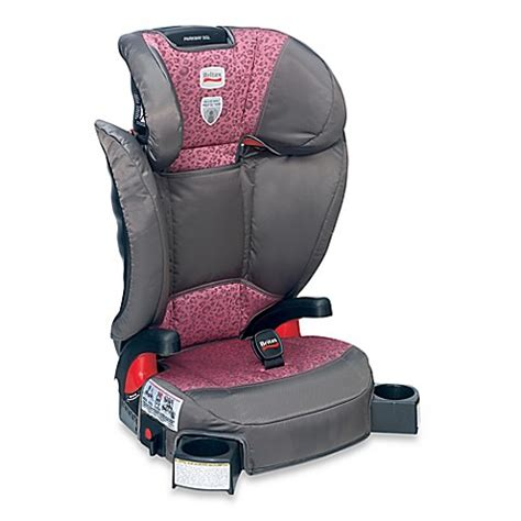 Cocolatte Booster Seat Pink britax parkway sgl booster seat in cub pink buybuy baby
