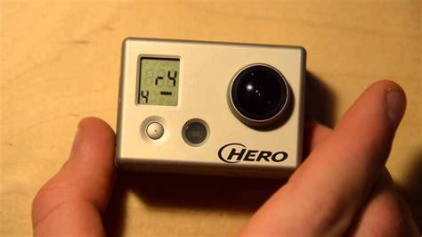 Hero1 Menu Gopro Tips And Tricks Youtube