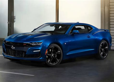 new camero chevy camaro gets new and plus turbo 1le model