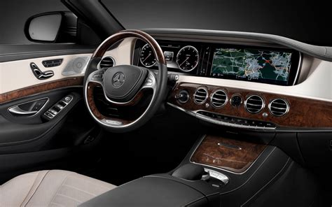2014 mercedes s class cockpit photo 7
