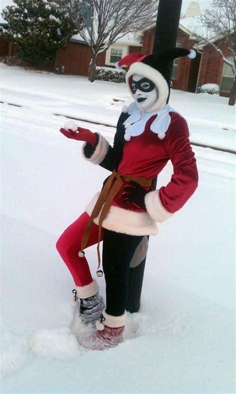 Handmade Harley Quinn Costume - a harley quinn costume harley quinn costumes