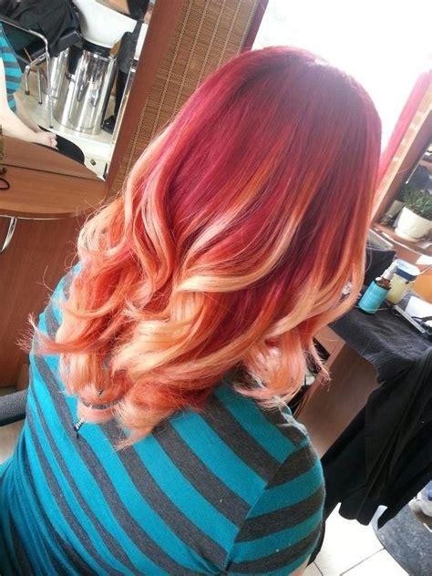 top  balayage highlights ideas hair color hair fashion
