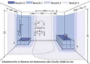 elektroinstallation badezimmer ikz haustechnik