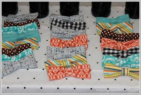 como hacer corbata para baby shower c 243 mo hacer una corbata de mo 241 o al instante