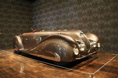 sensuous steel art deco automobiles at the nashville frist