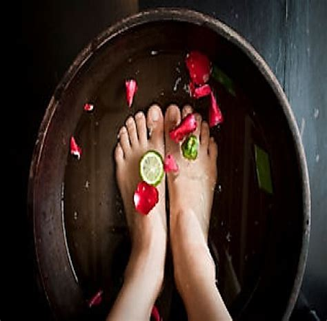How To Make A Detox Foot Bath by How To Make Ionic Detox Foot Baths