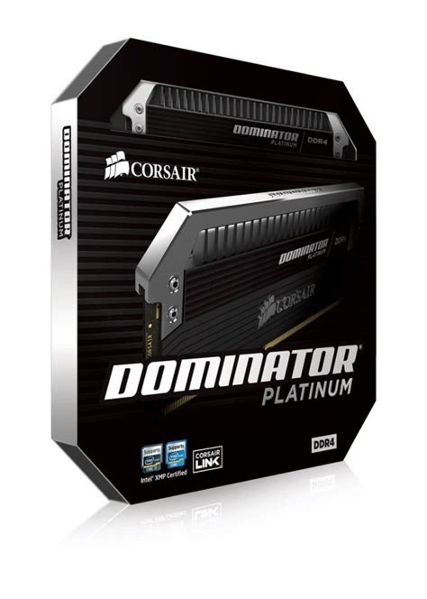 Corsair Dominator Platinum 16gb 2 X 8gb Ddr4 3000mhz corsair dominator platinum series 16gb 2 x 8gb ddr4 dram 3000mhz c15 memory kit ebuyer