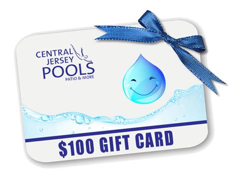 Gift Card Pool - best stories central jersey pools