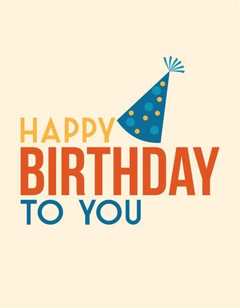 happy birthday simple design vector graphics wordart happy birthday graphics