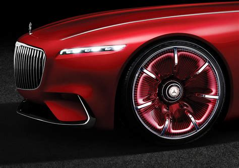 maybach mercedes concept vision mercedes maybach 6 is a six meter long electric