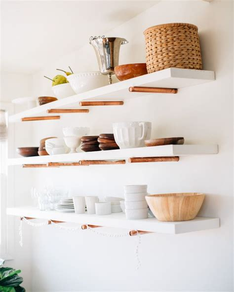 diy bedroom wall shelves best 25 copper shelf ideas on pinterest pallet towel