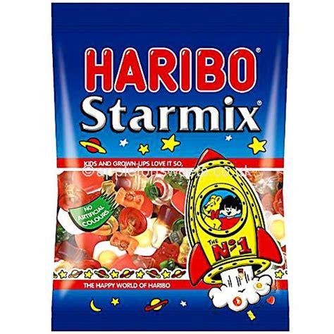 Easter Gift Ideas by Haribo Starmix 12 X 160g Appletons