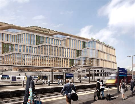 google design london google submits plans for london hq designed by heatherwick