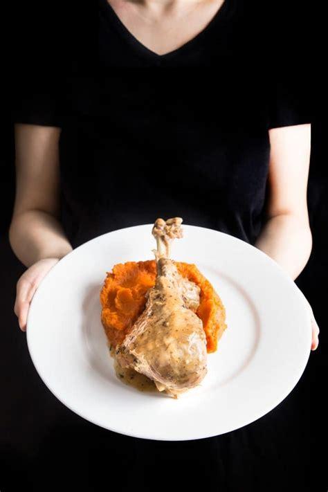 cooker recipes for turkey legs braised turkey legs pressure cooker
