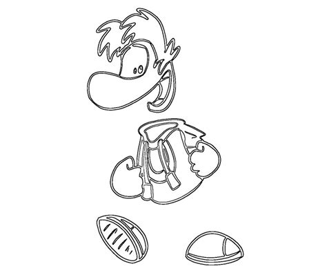 rayman coloring pages rayman coloring pages coloring pages