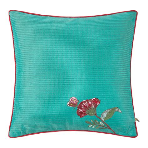 light blue sofa cushions buy pip studio quilted cushion 40x40xcm light blue amara