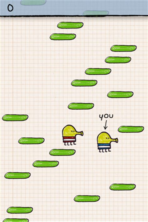 how to do doodle jump multiplayer new doodle jump with multiplayer support now play with