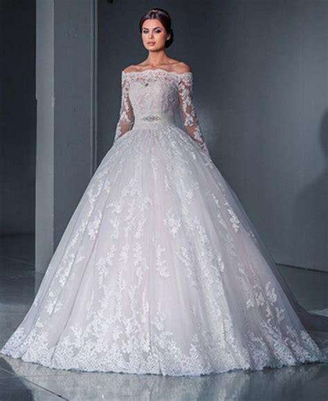 fotos vestidos de novia manga larga los vestidos de novia manga larga 2017 tendencias