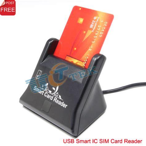 smart card reader untuk for sim card atm card ic id card atm smart card reader